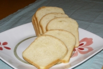 Milk Bread 350 Grams